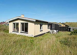 Holiday home. Built in 1965. Renovated in 1992. Situated on a 1660 qm site. The house is heated by electricity. 1 bathroom with shower. 1 toilet. At least one bathroom with heated floor. Freezer. Oven ...