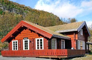 Nice spacious holiday home in Hemsedal with a large terrace which faces south-west. Many activities available in the area.