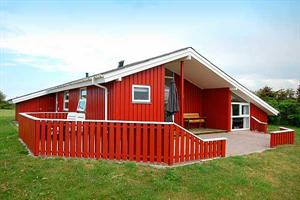 Holiday home. Built in 1991. Renovated in 2009. Situated on a 850 qm site. The house is heated by electricity. 2 bathrooms with shower. 2 toilets. At least one bathroom with heated floor. Freezer. Mic ...