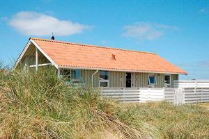 Holiday home. Built in 1986. Renovated in 2008. Situated on a 1200 qm site. The house is heated by electricity. 1 bathroom with shower. 1 toilet. At least one bathroom with heated floor. Freezer. Micr ...
