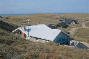 Holiday home. Built in 1993. Situated on a 6400 qm site. Sea view from house and site. The house is heated by electricity. 1 bathroom with shower. 2 toilets. At least one bathroom with heated floor. F ...