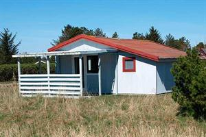 Holiday home. Built in 1960. Renovated in 1995. Situated on a 800 qm site. The house is heated by electricity. 1 bathroom with shower. 1 toilet. At least one bathroom with heated floor. Oven/minioven. ...