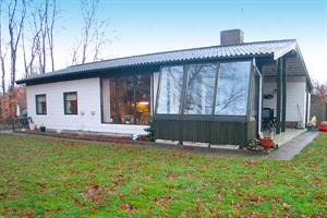 Holiday home. Built in 1975. Renovated in 2009. Situated on a 3144 qm site. The house is heated by electricity. 1 bathroom with shower. 1 toilet. At least one bathroom with heated floor. Freezer. Micr ...