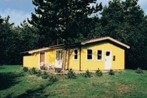 Holiday home. Built in 1975. Renovated in 1997. Situated on a 1200 qm site. The house is heated by electricity. 1 bathroom with shower. 1 toilet. Woodburning stove. Analog satellite dish. High chair.  ...