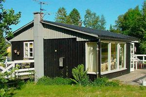 Holiday home. Built in 1969. Renovated in 2005. Situated on a 1356 qm site. The house is heated by electricity. 1 bathroom with shower. 2 toilets. At least one bathroom with heated floor. Freezer. Mic ...