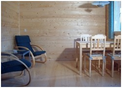 This year (2004) we have built 5 lodges. 
