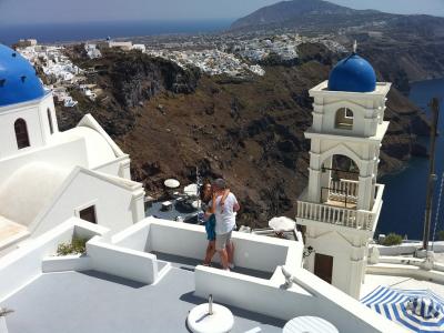 Kærlighed på Santorini - 1024