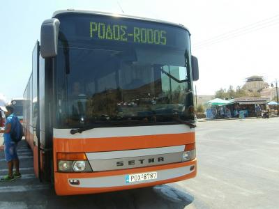 Lindos busstation - 1047