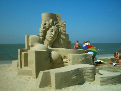 Sand Art Festival i Tossens - 1058