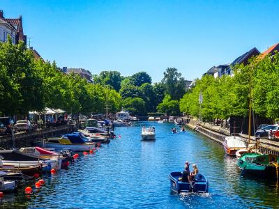 På bådtur i København - 1115