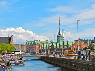 Kanal i København - 1116