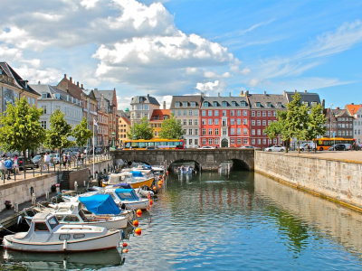 Sommer i København - 1118