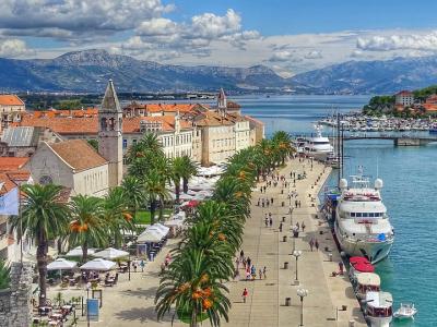 Trogir, Kroatien - 1164