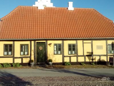 Det gamle rådhus i Sæby - 1197