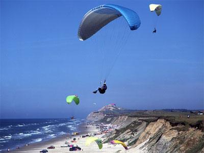 Paragliding - Rubjerg Knude - 120