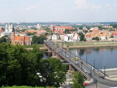 Kaunas - The Great Bridge - 1221