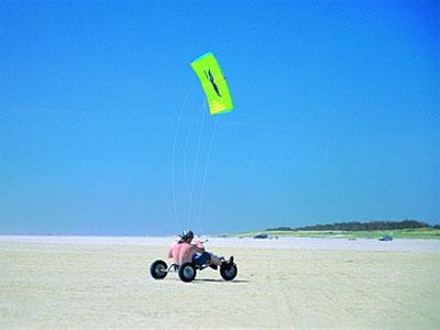 Beach Kiting - 139