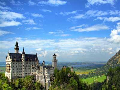 Neuschwanstein Slot er imponerende - 146