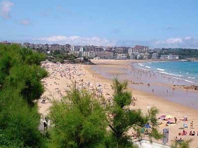 Sardinero strand, Santander - 150