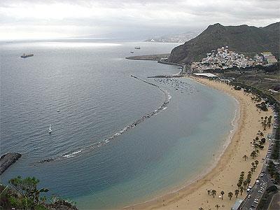 Tenerife - Playa de Las Teresitas - 186