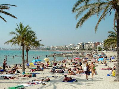 Stranden, Platja de Palma  - 224