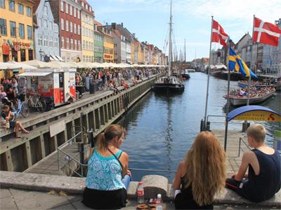 Nyhavn i København - 273