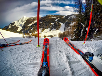 Østrig er et yndet skisportsland - 279