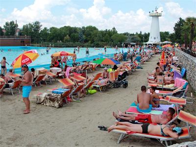 Badeanlæg i Hajdúszoboszló - 289