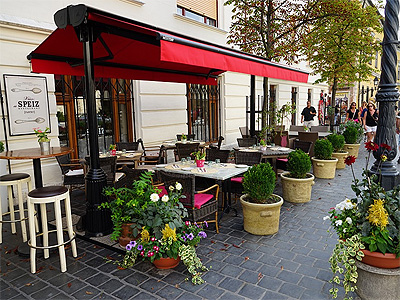 Cafe i Budapest - 293