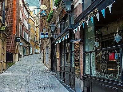 Lovat Lane i London - 358