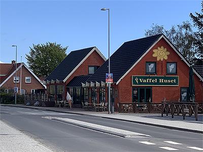 Vaffelhuset i Øster Hurup er kåret til Nordjyllands bedste ishus. - 403