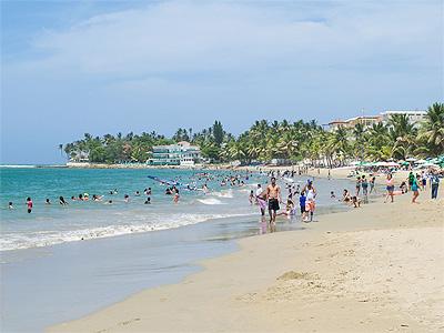 Costa del Sol er sol, strand og vand - 405