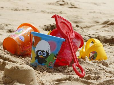 Børnevenlig strand - 440
