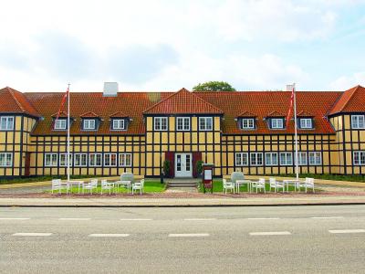 Molskroen i Femmøller Strand. - 522