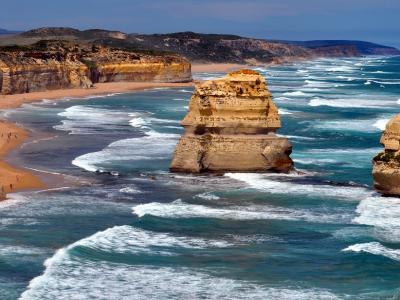 Australiens kyst - 532
