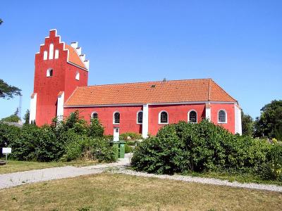 Byrum Kirke, Læsø - 561
