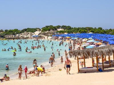 Makronissos strand, Ayia Napa - 606