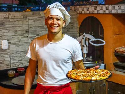 Italien er verdensmester i god pizza - 631