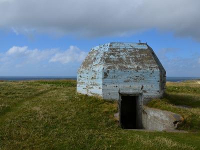 Bunkermuseet er et frilandsmuseum - 658