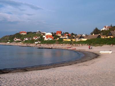 Stranden ved Tisvildeleje - 816