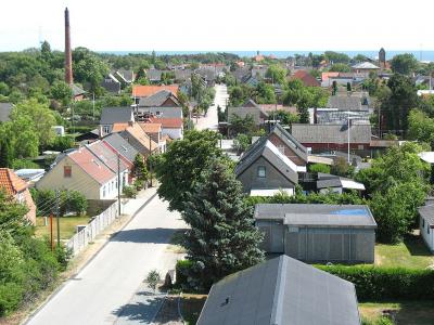 Gedser - Danmarks sydligste by - 833