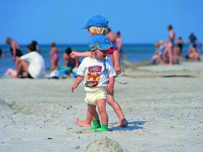 Børnevenlige strande - 86