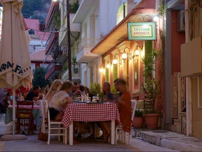 Aftenhygge på Zakynthos - 913