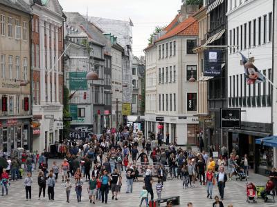 Strøget i København - 940