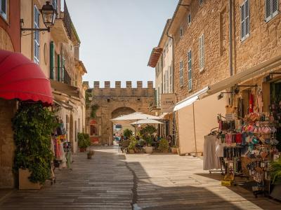 Den gamle bydel, Alcudia - 943