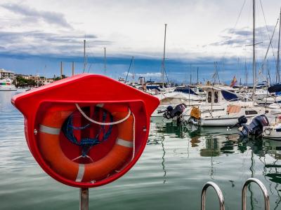 Havnen i Alcudia - 944