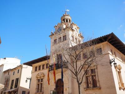 Rådhuset i Alcudia - 956