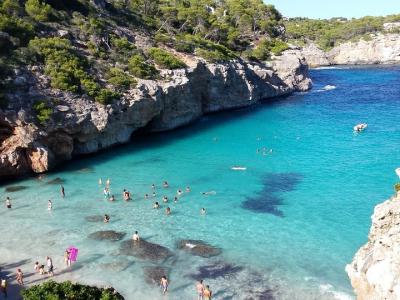 Calo Des Moro, Mallorca - 977
